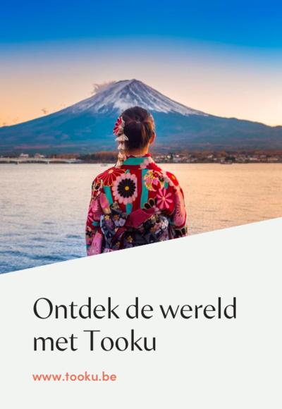 Ontdek de wereld met Tooku