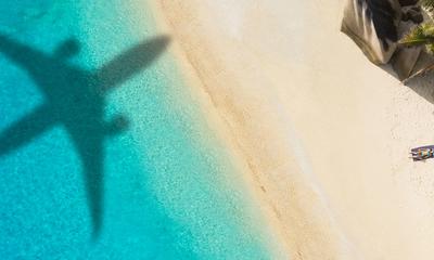 10 tips bij een lange vlucht